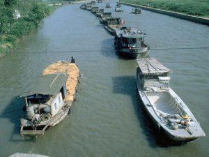 Jiangsu China Environmental Cleanup