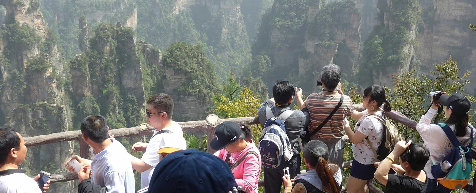 New Focus on Carrying Capacity:  Are there Limits to Growth for Tourism?