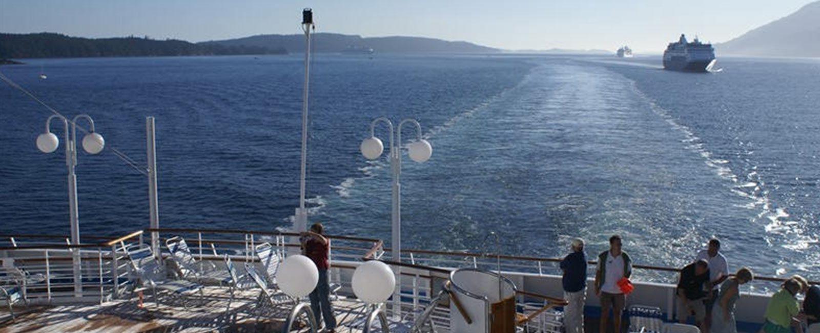 Sailing towards Sustainability